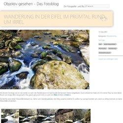 Wanderung in der Eifel im Prümtal rund um Irrel - Reisebericht