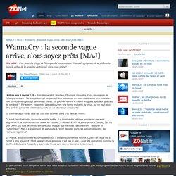 WannaCry : la seconde vague arrive, alors soyez prêts [MAJ] - ZDNet