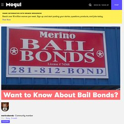 Want to Know About Bail Bonds? - Mogul