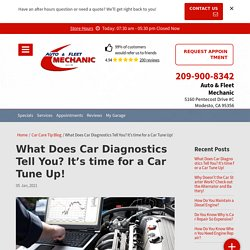 Do You Want to Know What Does Car Diagnostics Tell You?