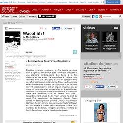 Waoohhh ! (En tournee - 19 Octobre 2008 - 4 Janvier 2009)