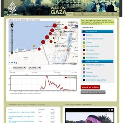 aljazeera War on Gaza