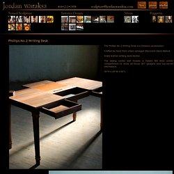 Phillips No.2 Writing Desk