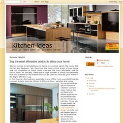 Small Kitchen Cabinet Modern wardrobe Design and Kitchen Cabinets Plywood: Buy the most affordable product to décor your home