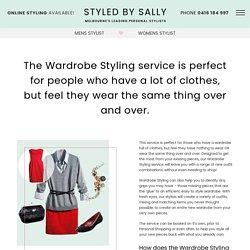 Wardrobe Stylist Melbourne