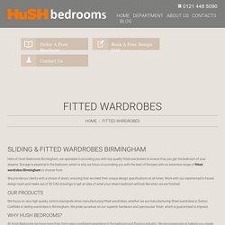 Fitted Wardrobes Solihull, Birmingham, Sutton Coldfield