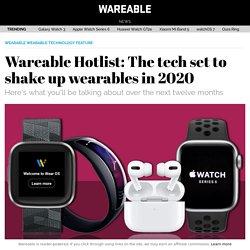50 wearable tech gamechangers for 2016