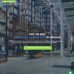 Warehouse on rent in Gurgaon at GetzSpace