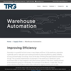 Warehouse Management System Software in South Africa