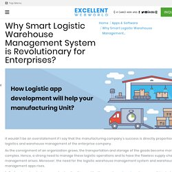 □ How a Warehouse Management System is an ultimate solution?