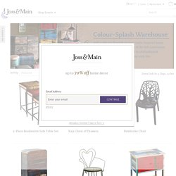 lour-Splash Warehouse - Painted furniture & rustic accents
