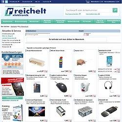 Ihr Warenkorb - Elektronik und Technik bei reichelt elektronik günstig bestellen