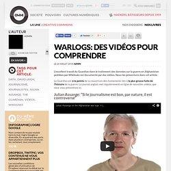WarLogs: des vidéos pour comprendre » Article » OWNI, Digital Journalism