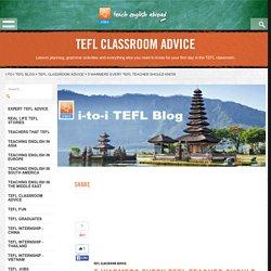5 Warmers Every TEFL Teacher Should Know