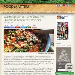 Minestrone W Quinoa & Kale