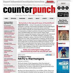 NATO's Warmongers