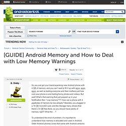 low-memory
