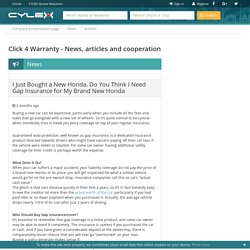Click 4 Warranty - News, articles and cooperation