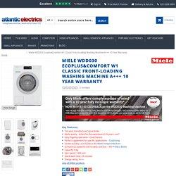Miele WDD030 Ecoplus&Comfort W1 Classic Front-Loading Washing Machine A+++ 10 Year Warranty