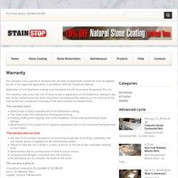 Sydney Stone Specialists
