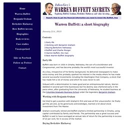 The Essays of Warren Buffett: Lawrence A Cunningham
