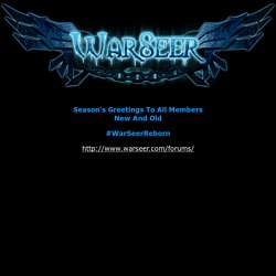 WarSeer - Wargaming Rumours, News and Reviews