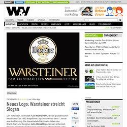 Neues Logo: Warsteiner streicht Slogan