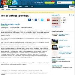 Ayuda con el Test Wartegg