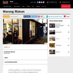 Warung Makan 75009