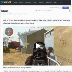 COD Warzone Cheats□ COD Warzone Hacks, Aimbot, ESP, Wallhack
