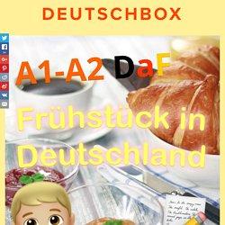 Was ist das? Frühstück in Deutschland (A1-A2)