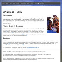 WASH and Health |