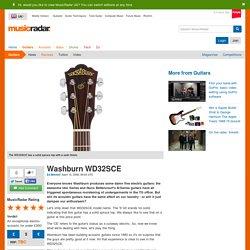 Washburn WD32SCE