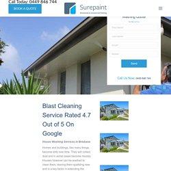 House Washing Brisbane Qld