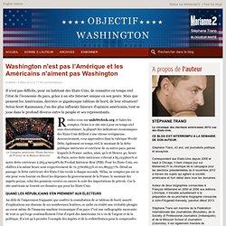 Argent public: moins de 10% des Américains font confiance à leurs élus