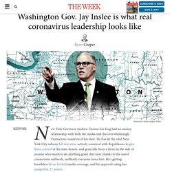 Washington Gov. Jay Inslee is what real coronavirus leadership looks like