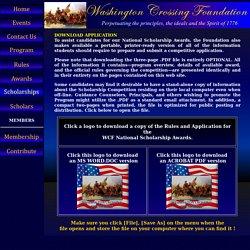 Washington Crossing Foundation