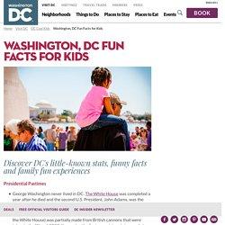 Washington, DC Fun Facts for Kids