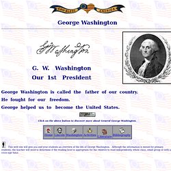 Washington Home Page