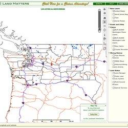 Washington Mining Claims