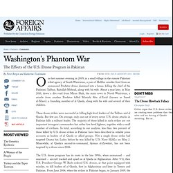 Washington's Phantom War