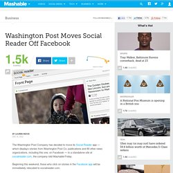 washington post #socialreader #fail