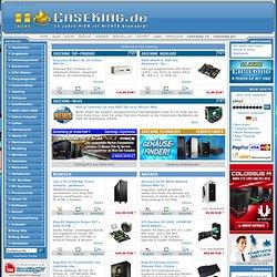 Online-Shop für Computer Hardware, Gehäuse, Wasserkühlung, Modding, Gaming, Grafikkarten, Sound und extravagantes Zubehör