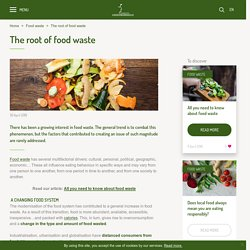 e-book:How to prevent food waste- Foundation Louis Bonduelle