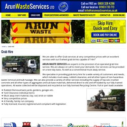 Arun Waste Services Skip Hire Littlehampton