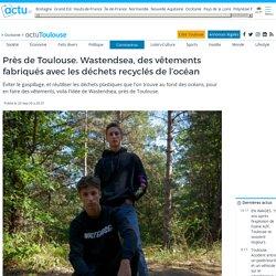 Près de Toulouse. Wastendsea, des vêtements fabriqués avec les déchets recyclés de l'océan