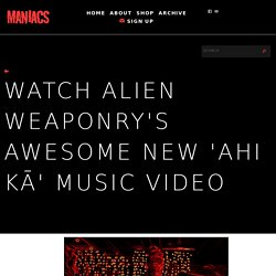 Watch Alien Weaponry's Awesome New 'Ahi Kā' Music Video