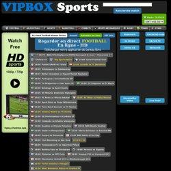 Watch Live Football En Ligne Stream