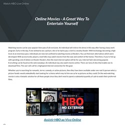 Watch HBO Live Online