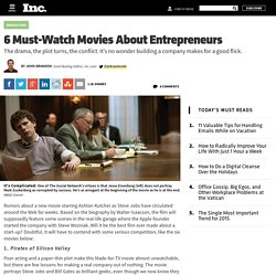 6 Must-Watch Movies About Entrepreneurs